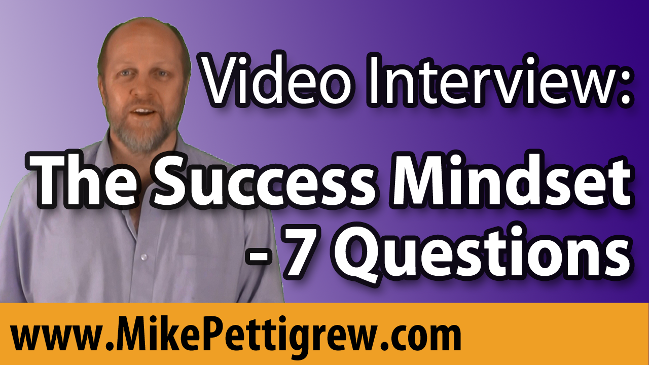 Andy Lax Interviews Mike Pettigrew about The Millionaire Mind Secrets Training Program