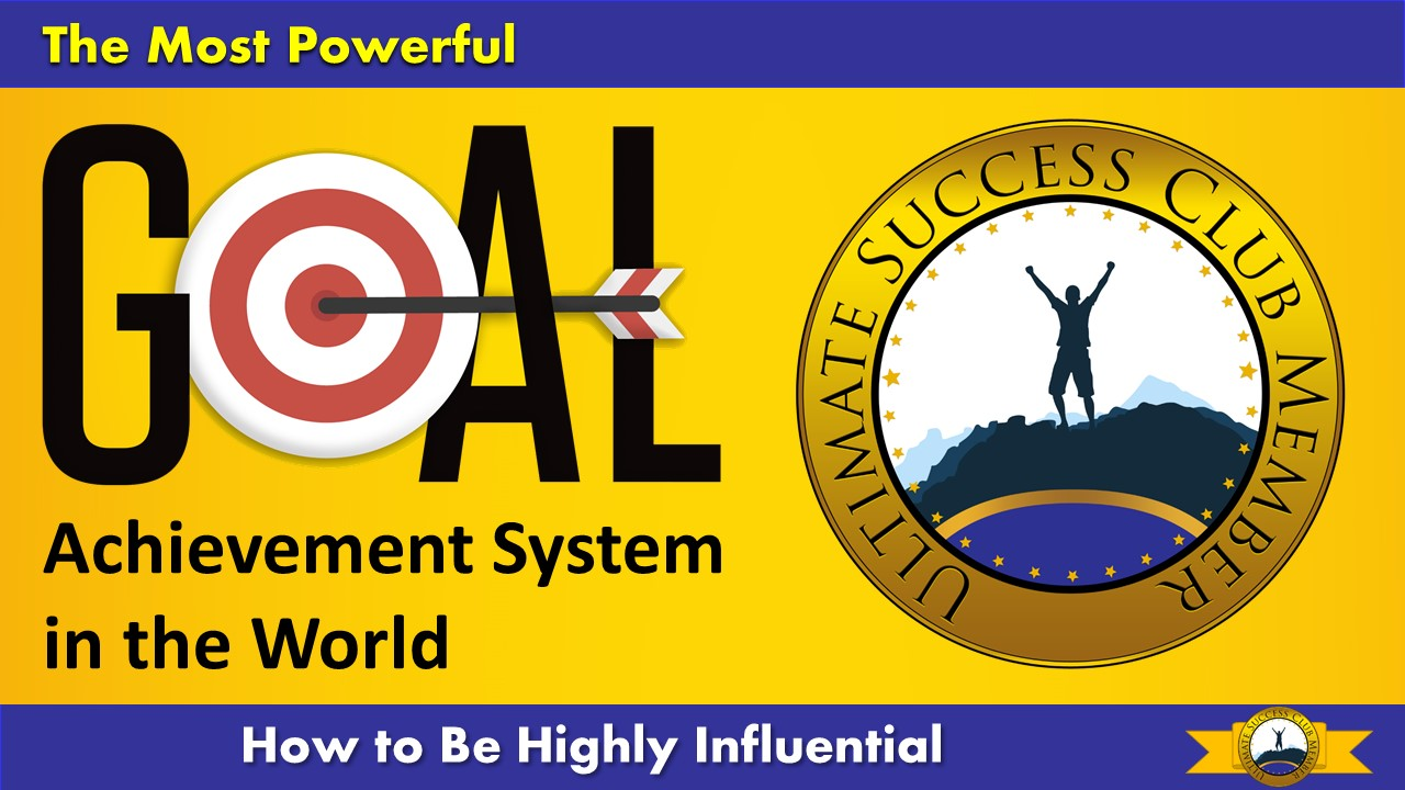 How to be Highly Influential