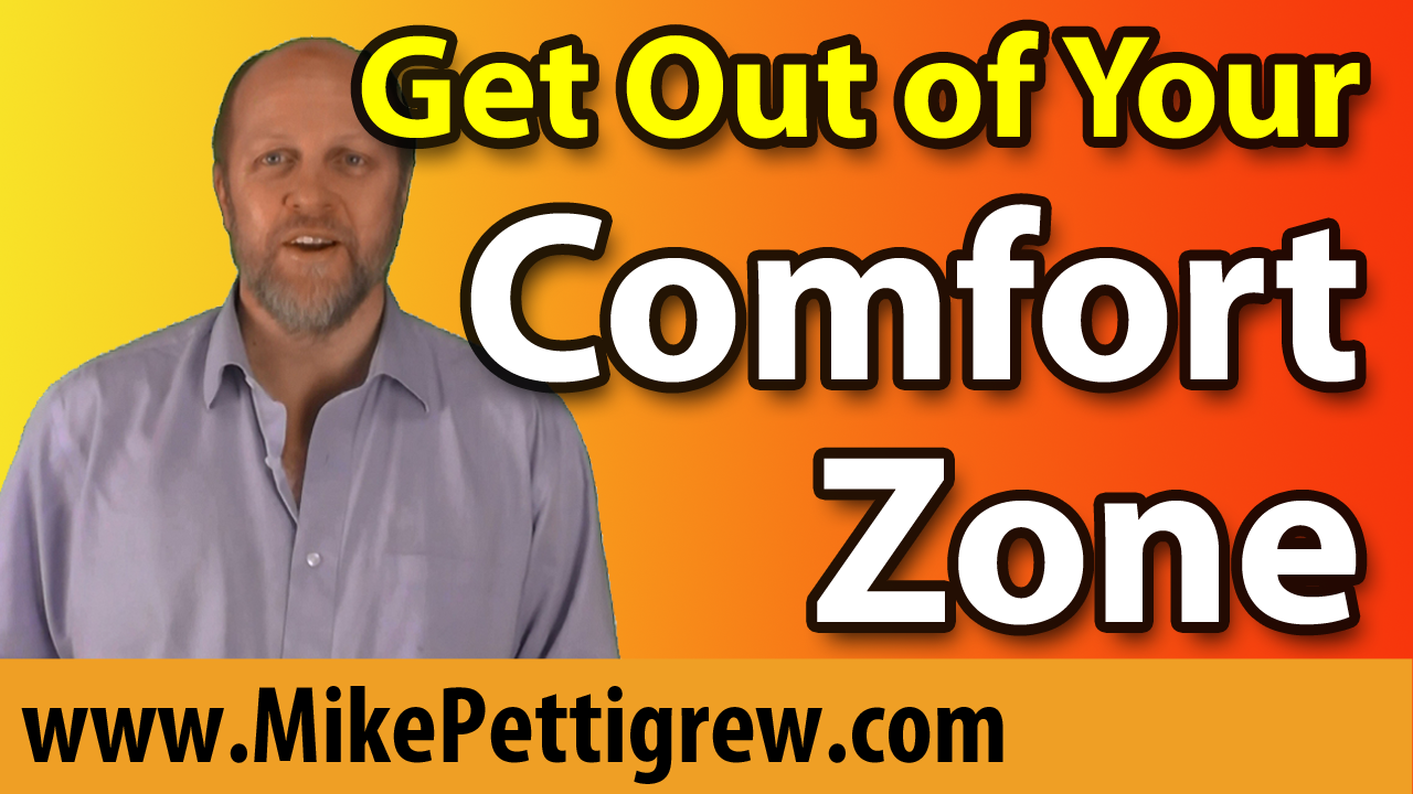 Get Out of Comfort Zone! Why you should get out of your comfort zone
