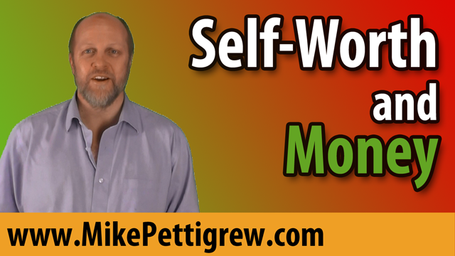 Self-worth and Money