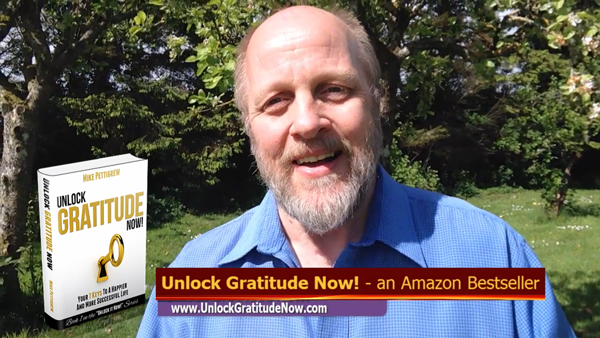 Unlock Gratitude Now! - Becomes a Bestseller on Amazon