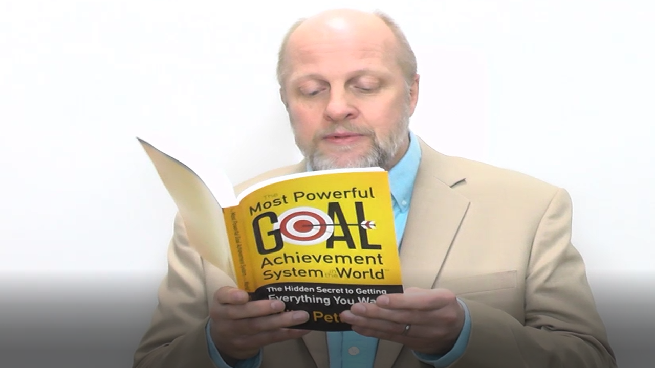 Chapter 1 of The Most Powerful Goal Achievement System in the World
