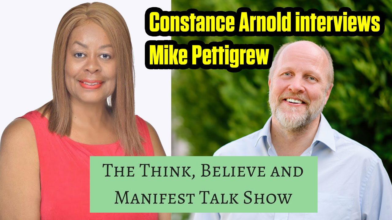 Constance Arnold interviews Mike Pettigrew