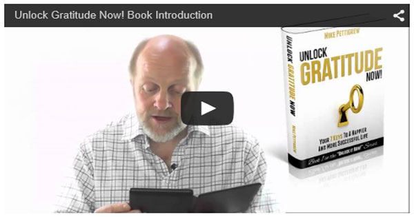 Unlock Gratitude Now! - the book's introduction