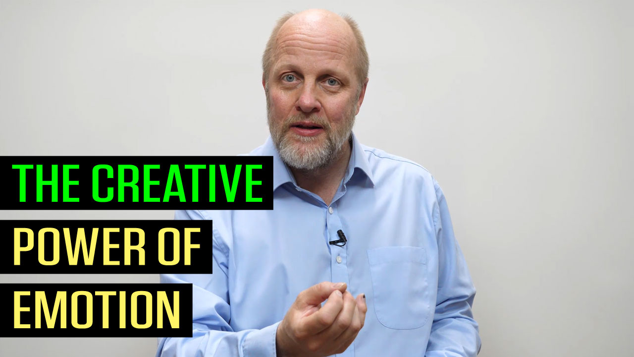 The Creative Power of Emotion