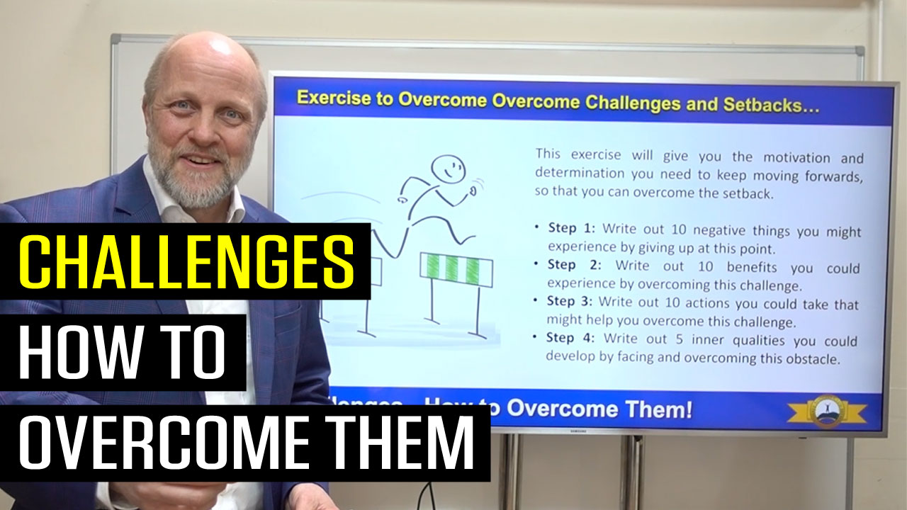 Challenges - How to Overcome Them!