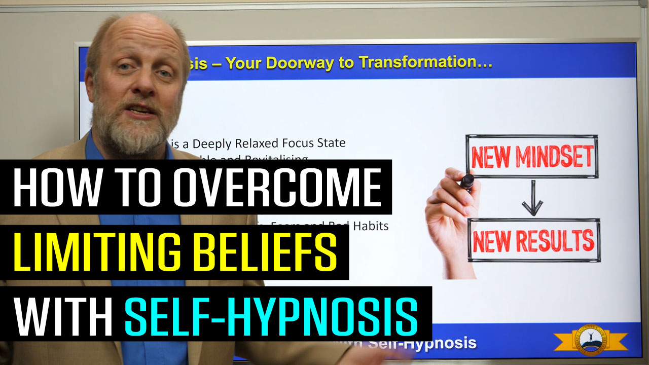 How To Overcome Limiting Beliefs With Self-Hypnosis