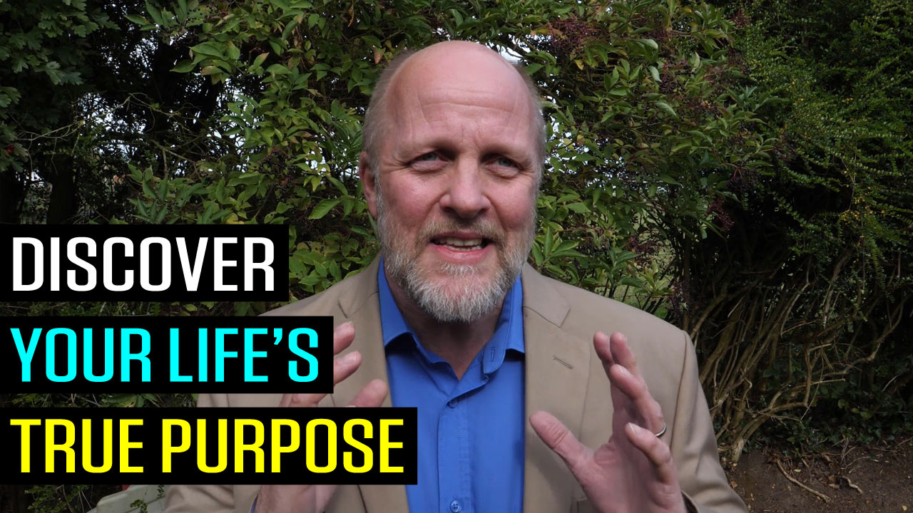 How to Find Your Life's True Purpose