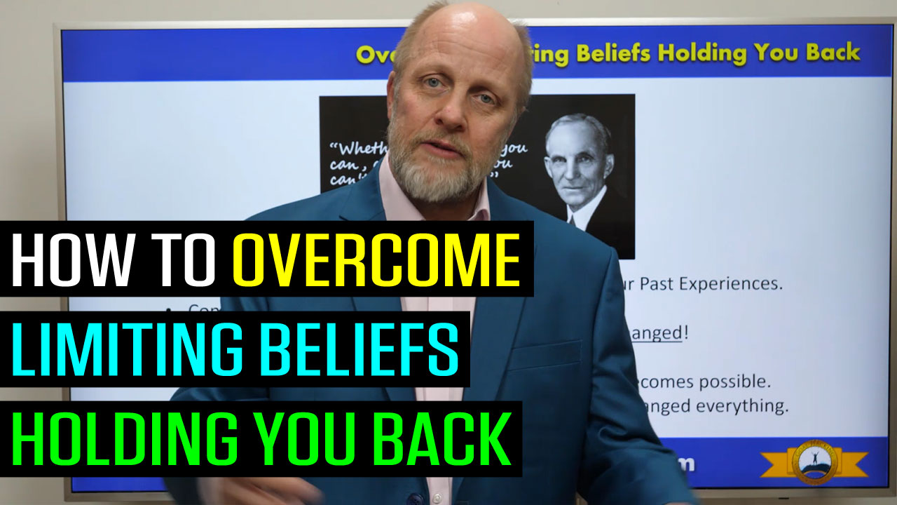 How to Overcome Limiting Beliefs Holding You Back
