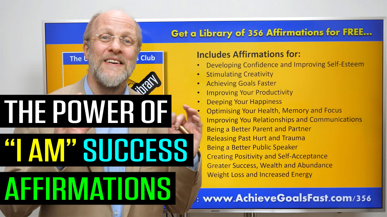 The Power of I AM Success Affirmations