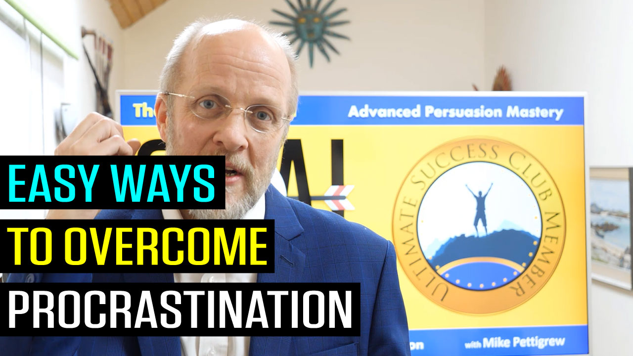 5 Easy Ways to Overcome Procrastination
